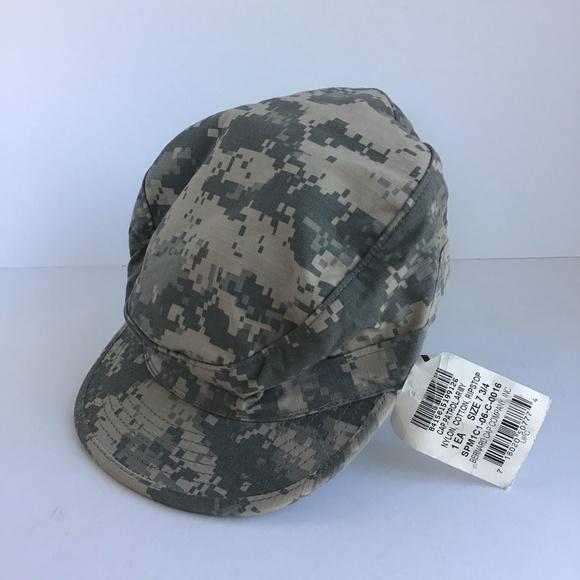 Other - NWT ARMY DIGI CAMO ARMY HAT SIZE 7 3/4